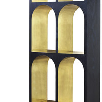 reeves design aqueduct bookcase - ABC Carpet & Home