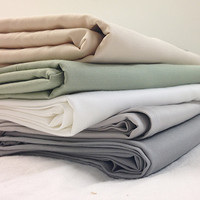 100% Bamboo Bed Sheets, Fitted Sheet by Bambusa | Yo Home