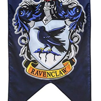 "Harry Potter Ravenclaw Wall Banner (30"" by 50"")"