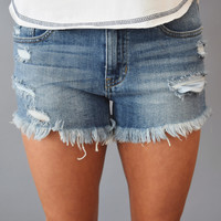 Wanderer Denim Shorts