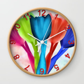 Clocks Collection By Chris Bradbury | Society6
