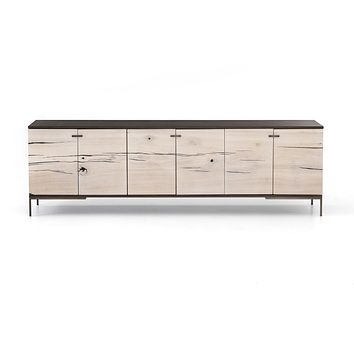 Coventry Media Console - Bleached Yuka