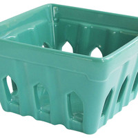 Berry Basket, Green, Food Storage Containers