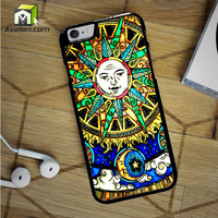 The Moon And Sun Lana Del Rey iPhone 6S Case by Avallen