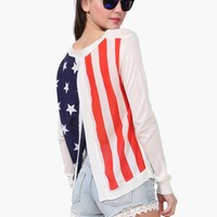America Summer Sweater