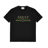 Black Gucci T-shirt