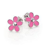 Marc by Marc Jacobs - Carry Forward Daisy Stud Earrings - Saks Fifth Avenue Mobile