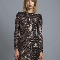 Lola Sequin Party Dress
