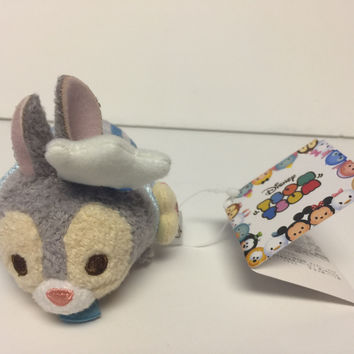 Disney Store Japan Valentine 2017 Thumper Mini Tsum Plush New with Tags