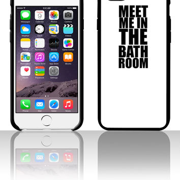 Meet Me In The Bathroom Meek Millz House Party 5 5s 6 6plus phone cases