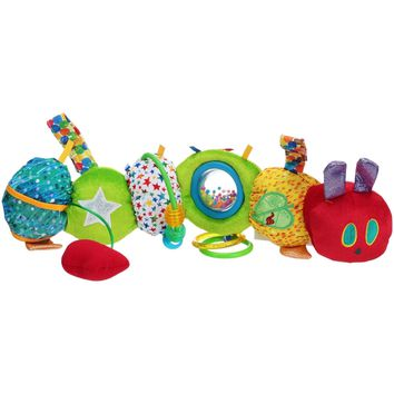 Kids Preferred Eric Carl Very Hungry Caterpillar Activity Toy