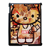 Obey Hello Kitty iPad 4 Case