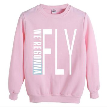 GOT7 FLY IN SEOUL concert with the paragraph sweater MARK men and women should help-2
