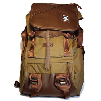 Jansport Pleasanton Green Machine Bag