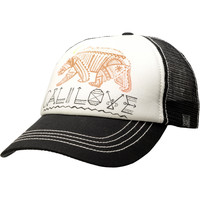 Billabong Cali Dreamz Black Trucker Hat