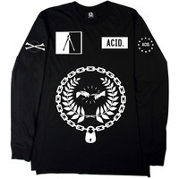 Black YARD Long Sleeve