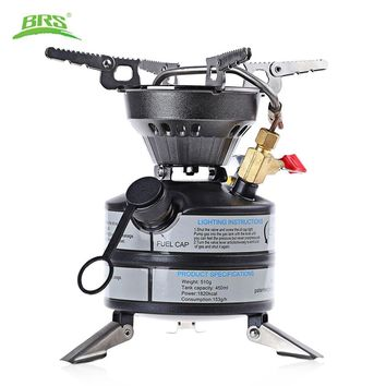 Outdoor Camping Cooking One-piece Gas Stove
