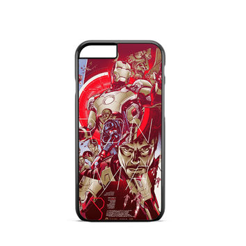 Marvel Iron Man 3 iPhone 6s Case
