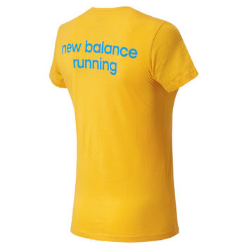 New Balance 51741 Women's Women's BOS15 Signs Tee