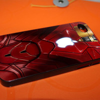 Iron Man for iPhone 4, iPhone 5, Samsung Galaxy S3, Samsung Galaxy S4, iPod 4 and iPod 5 Cases