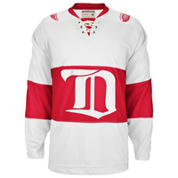Detroit Red Wings CCM Classic Throwback Jersey – White