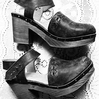 Free People Womens Devon Clog