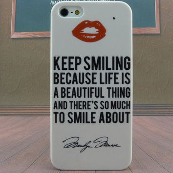 Motivation protective cover for iPhone 5/5S