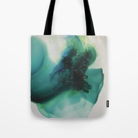 Anahata (Heart Chakra) Tote Bag by duckyb