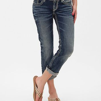 BKE Factory Second Stella Cropped Jean