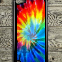 Tie Dye Color iPod 5 Touch Case