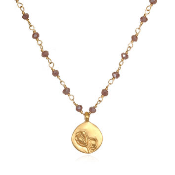Rooted in Love Necklace