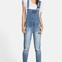 Fire Destroyed Slim Overalls (Juniors)