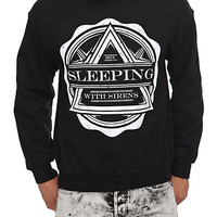 Sleeping With Sirens Crest Pullover Sweatshirt 2XL | Hot Topic