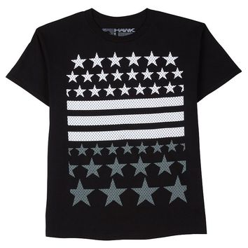 Tony Hawk Stars Stripes Tee - Boys 8-20, Size: