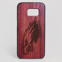 Dallas Cowboys Galaxy S7 Edge Case - All Wood Everything
