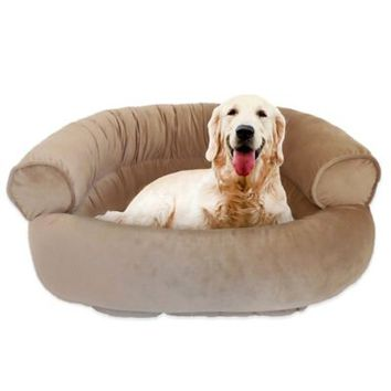 Paws Life Orthopedic Couch Pet Bed