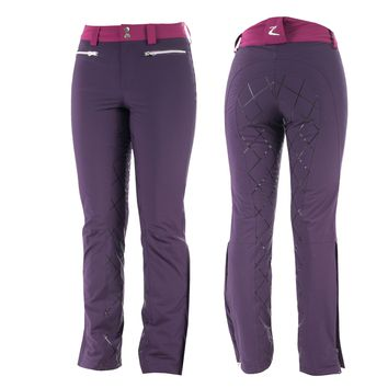 HorZe Adeline Women's Padded Silicone Breeches (More Colors!)