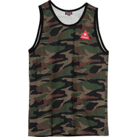 Asphalt Yacht Club Delta Force Tank Top - Men's Camo,