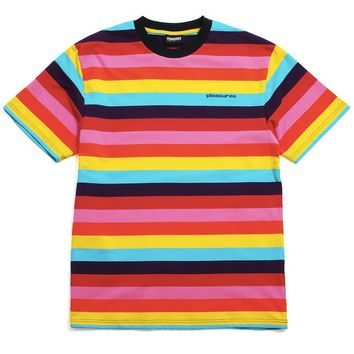 Inbox Striped T-Shirt Bright