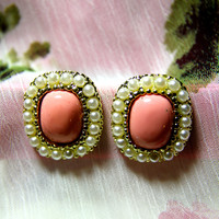 Glamor Girl Gemstone Earring