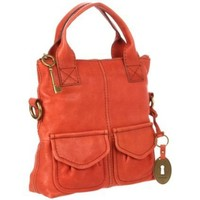 Fossil  Modern Cargo Small Foldover Tote - designer shoes, handbags, jewelry, watches, and fashion accessories | endless.com