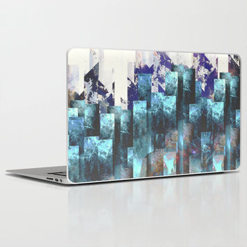Cold cities Laptop & iPad Skin by HappyMelvin