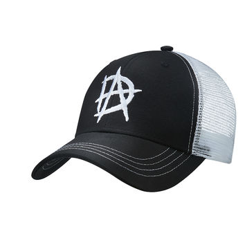 Dean Ambrose Black/White Baseball Hat