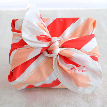 Give Thanks Stripes Give Wrap™