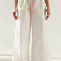 Without Walls Sydney Bungee Wide-Leg Pant | Urban Outfitters
