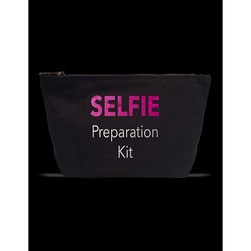 Pouch- Selfie Preparation Kit