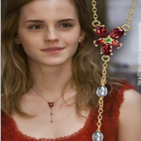 2015 Hermione Granger pearl Necklace