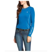 Ariat Cambria Long Sleeve Rush of Blue
