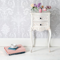 NEW! Provencal Perfect Bedside Table