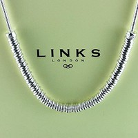8DESS Links Woman Fashion Accessories Fine Jewelry Chain Necklace